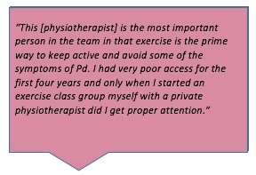 Are private physiotherapy clinics only useful for MSK