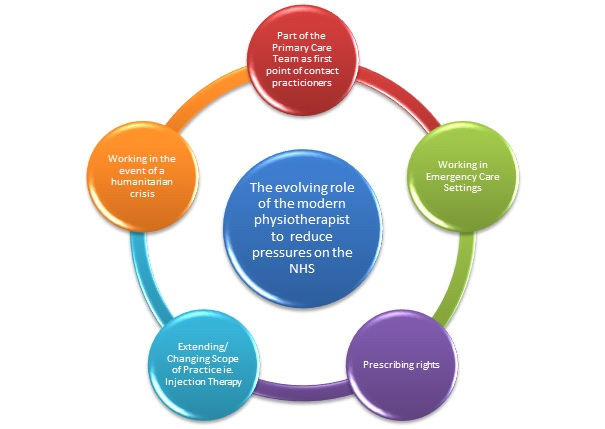 Reducing Pressures On The Nhs The Emerging Role Of The
