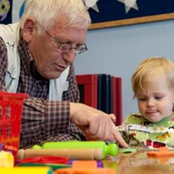 Grandparent with Child. Grandparents torn between caring for children and elderly relatives, survey finds. Available from: http://www.cypnow.co.uk/. [Accessed 20th November 2016].