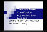 Treatment Based Classification Approach to Low Back Pain.png