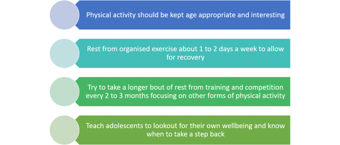 Guidelines to Prevent Overtraining and Burnout