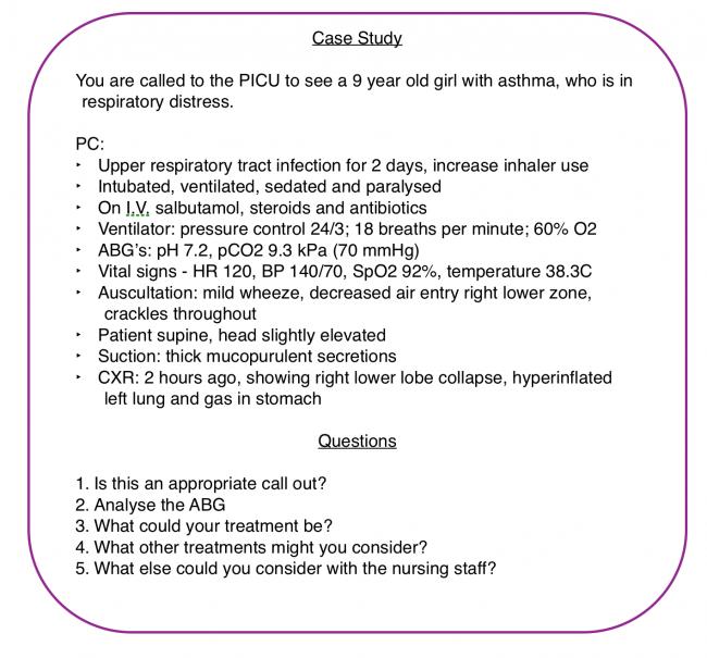 Critical Thinking Quiz Nursing