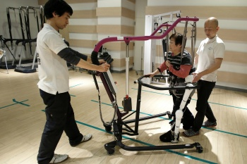 Robotic Rehabilitation For The Lower Extremity Physiopedia