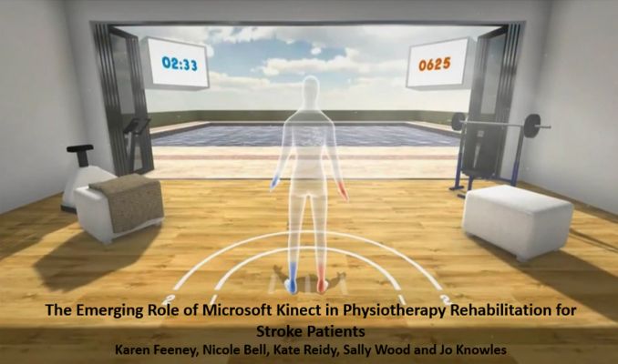 The emerging role of Microsoft Kinect in physiotherapy