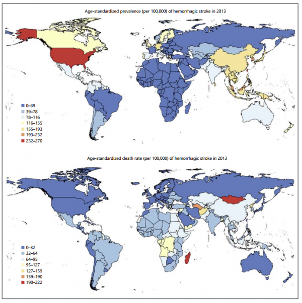 Epidemiology, Incidence and Global Burden of Stroke ...