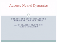 Neurodynamics - treatment for neck and arm pain presentation title.png